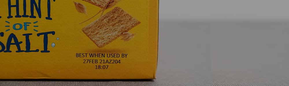 printing on cracker box