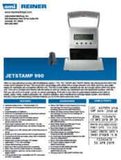 jetStamp 990 Data Sheet